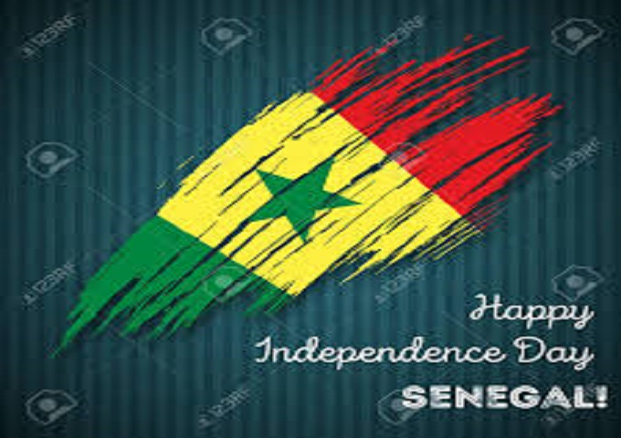 HAPPY INDEPENDENCE DAY SENEGAL!