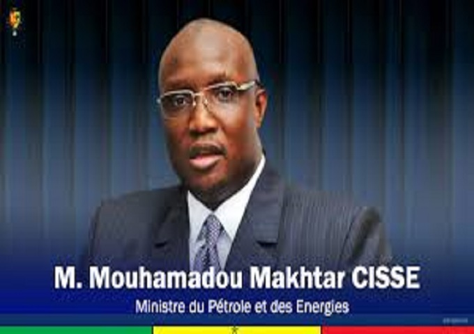 SPEECH BY MR. CISSE, SENEGALESE OF MINISTER OF PETROLEUM AND ENERGY