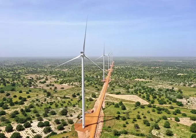 SENEGAL COMPLETES THE LARGEST WIND FARM IN WEST AFRICA