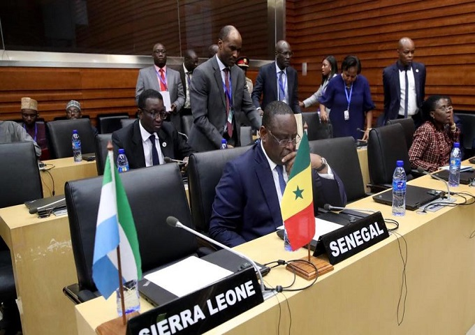 ECOWAS EXTRAORDINARY SUMMIT ON THE SITUATION IN GUINEA-BISSAU