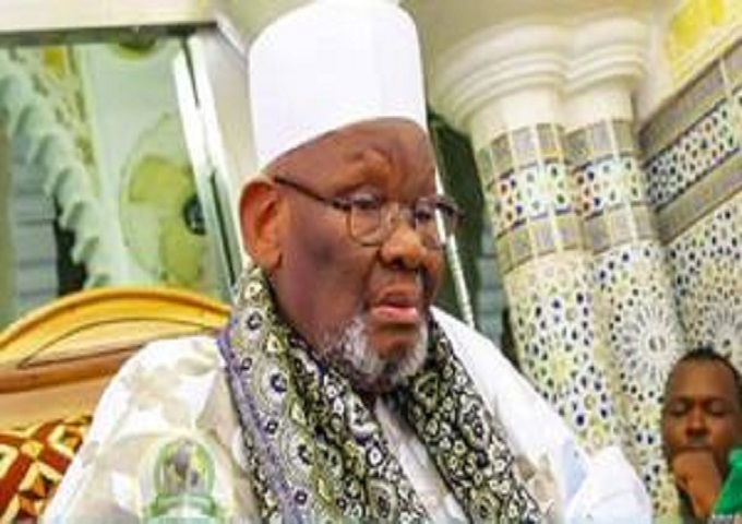 THE DEATH OF THE CALIPH GENERAL OF MEDINA BAYE CHEIKH AHMED TIDIANE NIASS