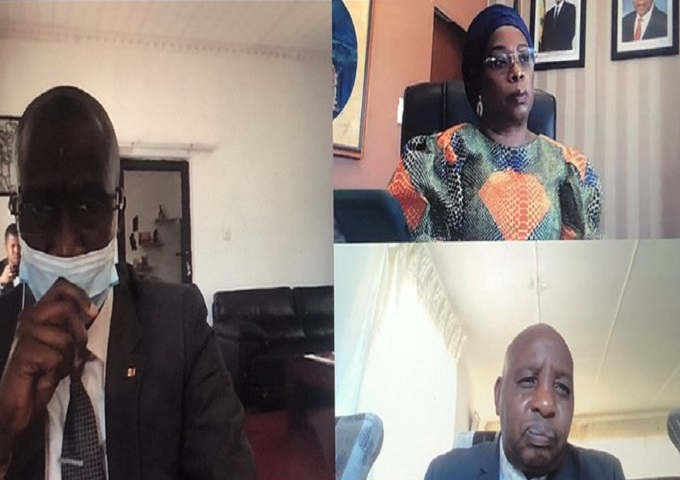 VIRTUAL MEETING: Embassy of Senegal and the Department of Tourism of South Africa